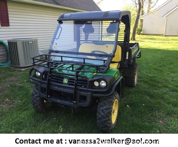 2012 Used John Deere John Deere XUV 825i $2,500.00