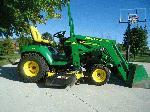 2004 John Deere X585 4X4