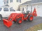 2012 Kubota B2920 4WD tractor,