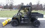 2011 Polaris Ranger XP 800 HD