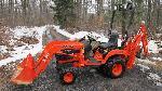 2005 Kubota BX23 Tractor Loade