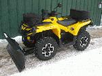 2012 CAN AM Outlander 1000R XT
