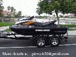 (2) 2012 Seadoo RXT 260