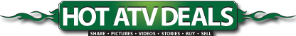 Hot ATV Deals Share - Pictures - Video - Stories - Buy - Sell